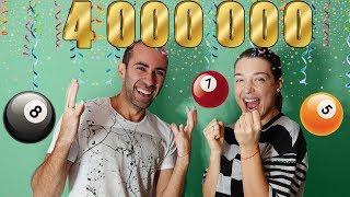 როგორ მოიგო ლევანიმ და ტანიამ 4000000?