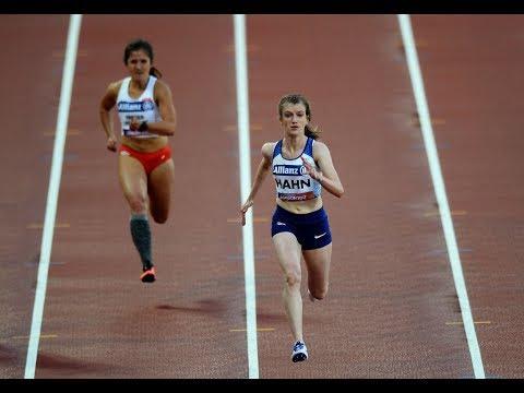 Women's 100m T38 |Final|London 2017 World Para Athletics Championships