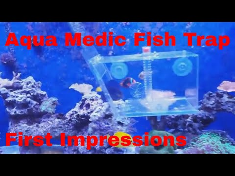 Aqua Medic Fish Trap - First Impressions