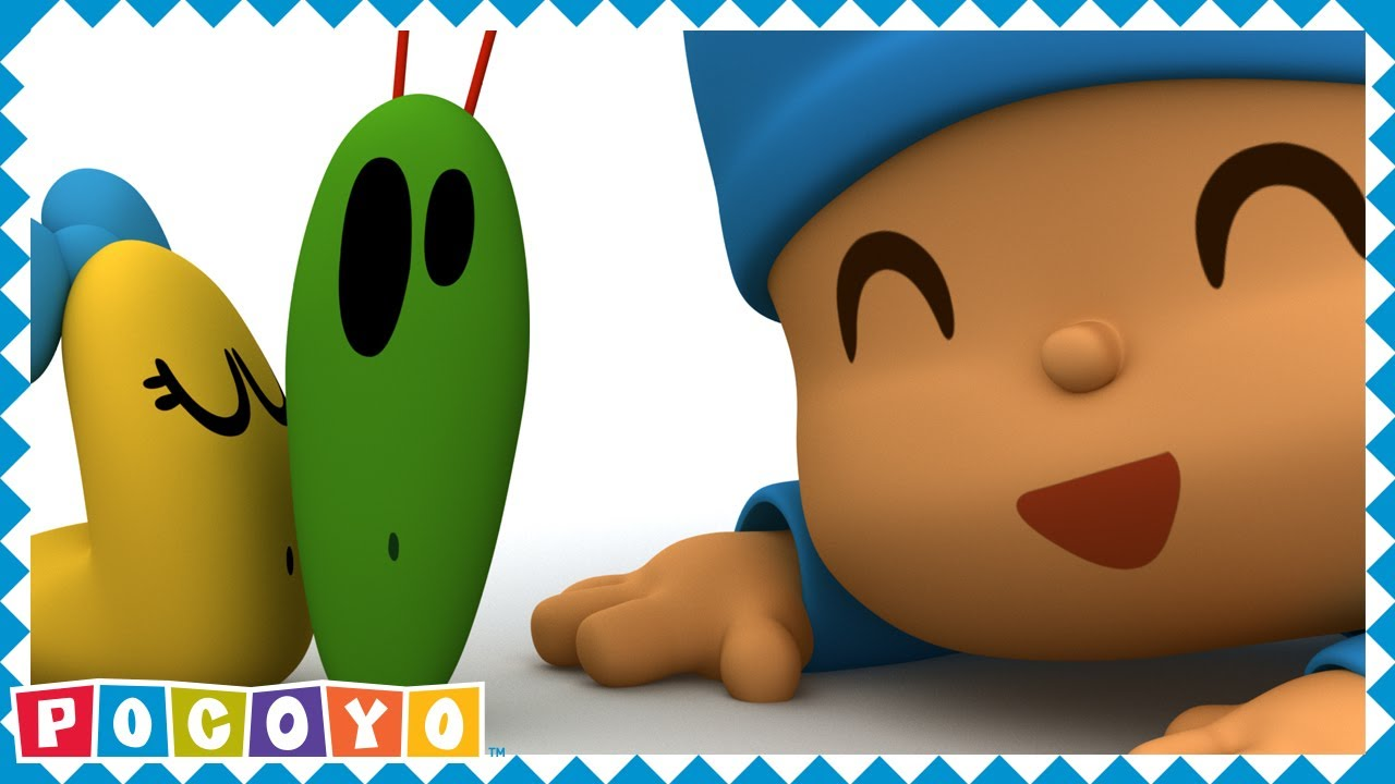 😡 POCOYO in ENGLISH - Angry Alien 😡 | Full Episodes | VIDEOS and CARTOONS FOR KIDS