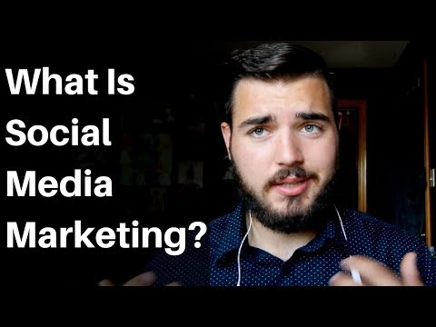 What Is Social Media Marketing? (and how to make money doing it)