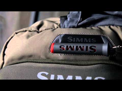 Simms Headwaters™ Packs Architecture