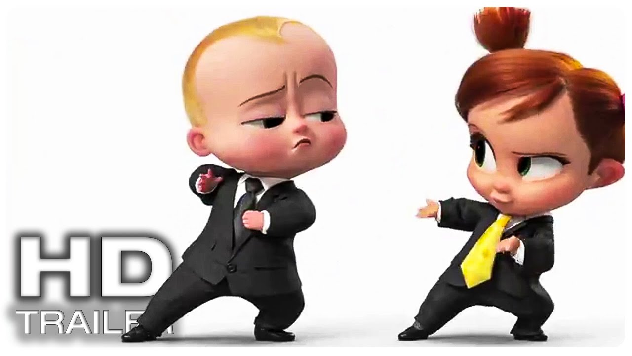 """Download THE BOSS BABY 2 FAMILY BUSINESS """"Dance Off"""" Trailer (NEW 2021) Animated Movie HD"""