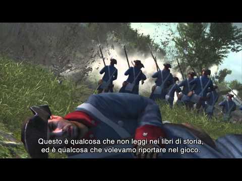 Inside Assassins Creed III - Episodio 1 [IT]