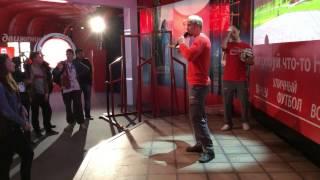 Григорий Аксенов шоукейс Coca-cola Олимпийские игры