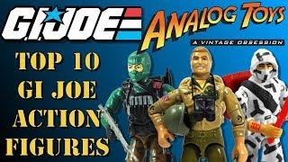 Top 10 Best GI Joe Action Figures