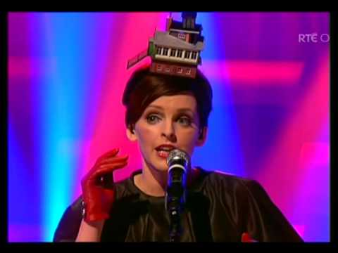 Julie Feeney performs 'Impossibly Beautiful' on  The Late Late Show.mpg