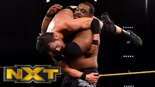 Roderick Strong vs. Keith Lee - NXT North American Championship Match: WWE NXT, Jan. 22, 2020