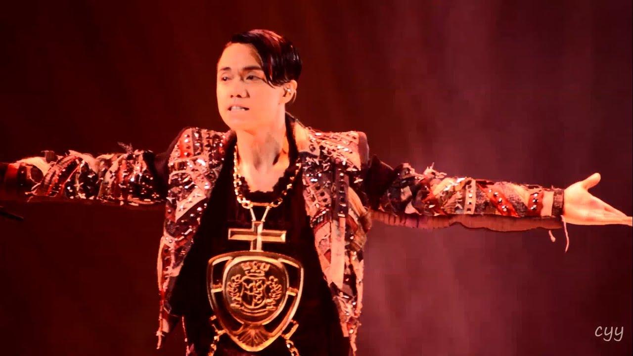141025 Live in Passion Hins 張敬軒演唱會2014 只是太愛你
