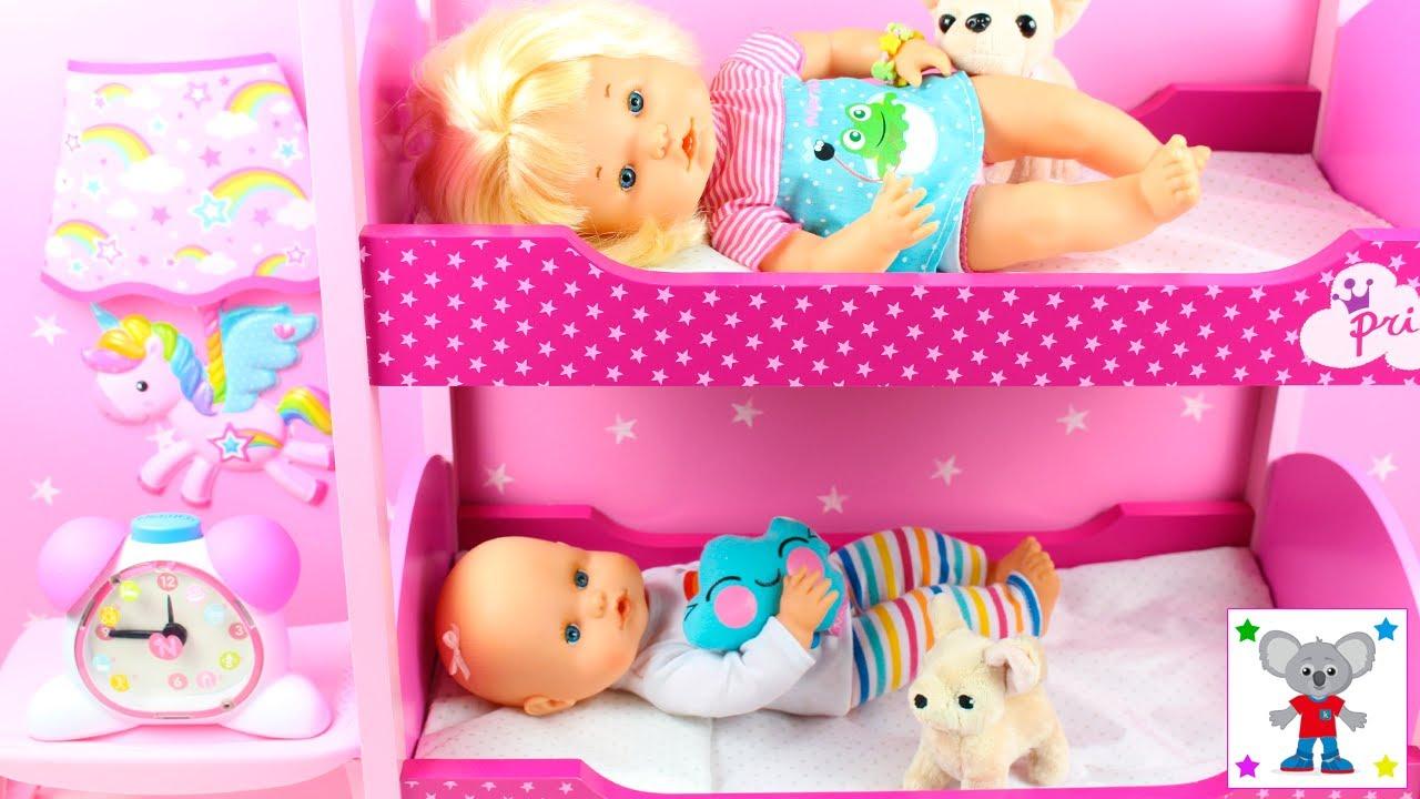 Nenuco Mañana La En Español De Bebés TraviesasJuguetes Las Hermanitas Rutina xdBoQrWECe