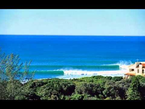 Jeffreys Bay Best beach in South Africa travel pictures