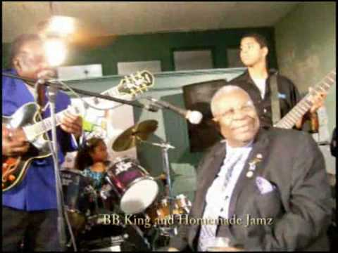 BB King and Homemade Jamz, LIVE in Tunica, MS