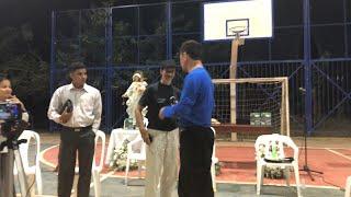 Padre Luis Toro debate con Pentecostal