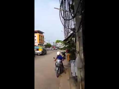 จับยาเสพติด...บริเวณธนาคารกรุงไทยสาขาวัดตึกมหาชยาราม....สมุทรสาคร