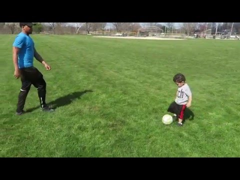BEST 2 YEAR OLD SOCCER PLAYER IN AMERICA