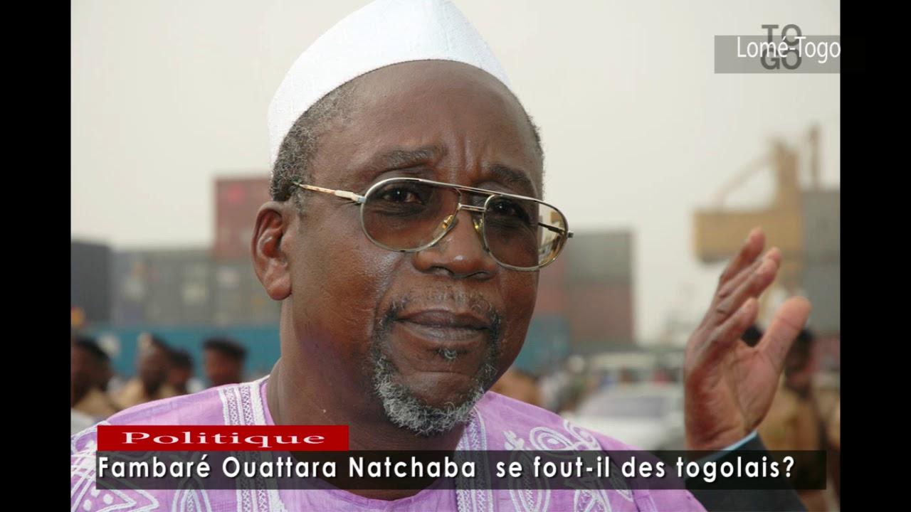"""Résultat de recherche d'images pour """"natchaba togo president unir"""""""