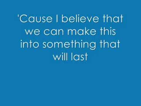 Crush - David Archuleta [HQ] + LYRICS!