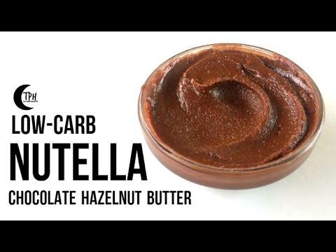 keto nutella low carb chocolate hazelnut butter spread. Black Bedroom Furniture Sets. Home Design Ideas