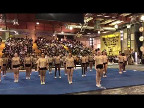Rancho Cucamonga Cheerleaders