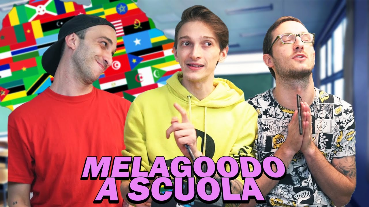 GEOGRAFIA AFRICANA - Melagoodo a Scuola 2.0