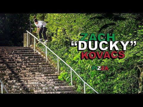 "Zach 'Ducky' Kovacs' ""Pro for Pizza"" Part"