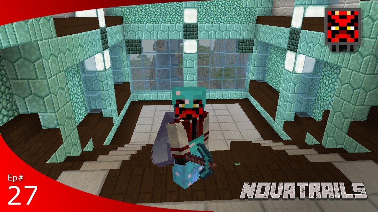 Minecraft SMP NovaTrails Server Ep 27 The Second