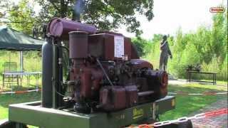 Stationärmotoren-Treffen Magdeburg 1/2 - Stationary Engine - Moteur Fixe - Deutz, Gardner & Co