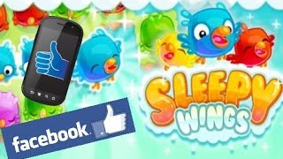 Facebook/Phone Game Tip - Sleepy Wings