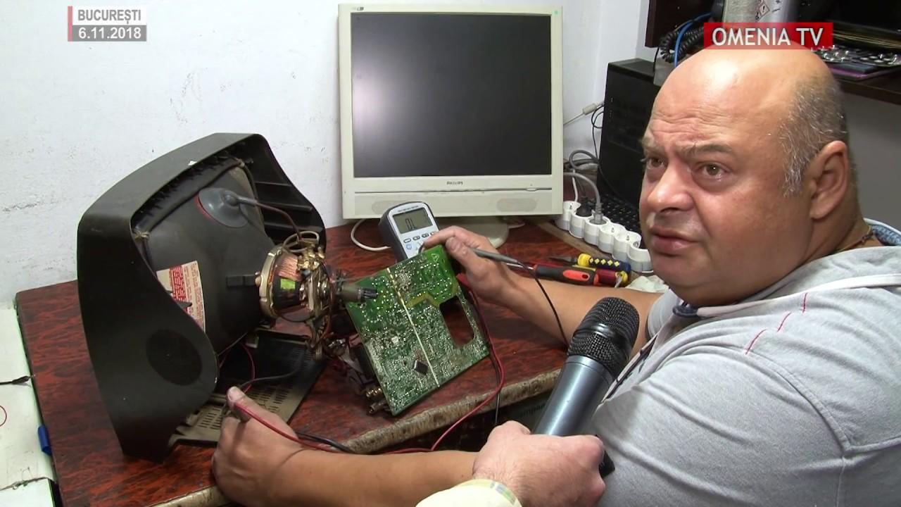 CARP OMENIA Bucuresti - Prestari de servicii - Reparatii aparate electrice si electronice