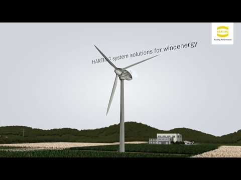 HARTING System Solutions for Windenergy