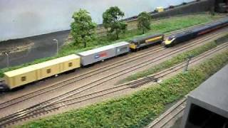 GNER white rose n gauge model