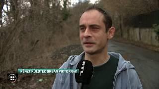 Pénzt küldött Orbán Viktornak a Kétfarkú Kutya Párt 20-02-05