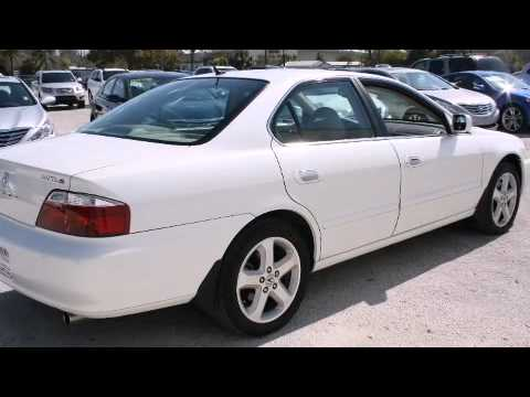 2003 Acura TL Type S w/Navigation System - YouTube
