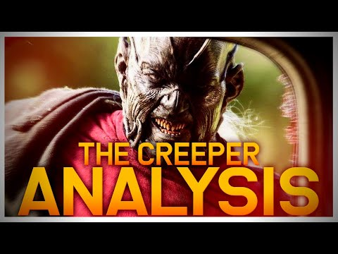 The Jeepers Creepers Monster Analysis | Is it demonic or something else? | Physiology and Lore