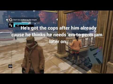 No Perm Jam Today | Feat RAustinss70 (watch Dogs)