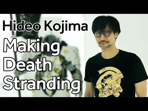Death Stranding: Inside Kojima Productions | Newsbeat Documentaries