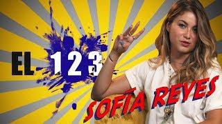 El 1, 2, 3 de Sofía Reyes