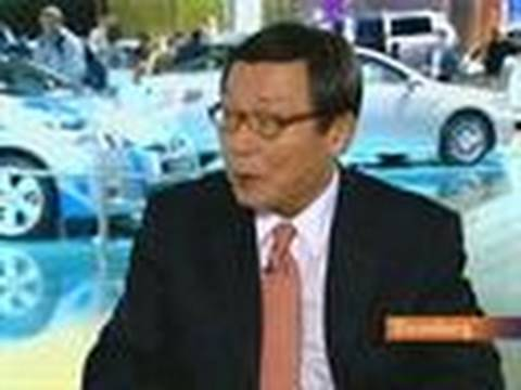 Inaba Says Toyota to Be More Aggressive in U.S. Market: Video