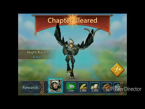 We Got Icarus! Lords Mobile Gameplay #1