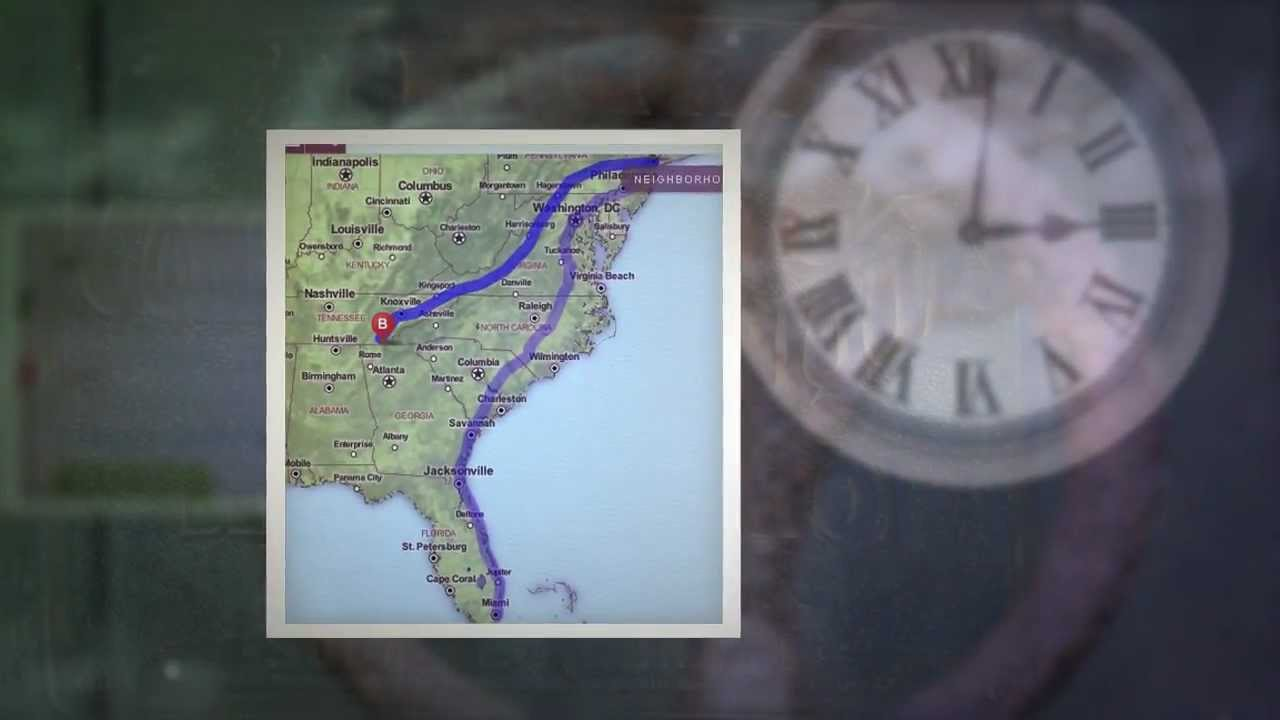 Mapquest Driving Directions - YouTube