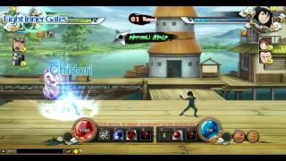 Ninja Scuffle (Naruto Saga) Gameplay 75