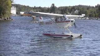 Greenville Maine Seaplane Fly In 2 Disk DVD Clip Two