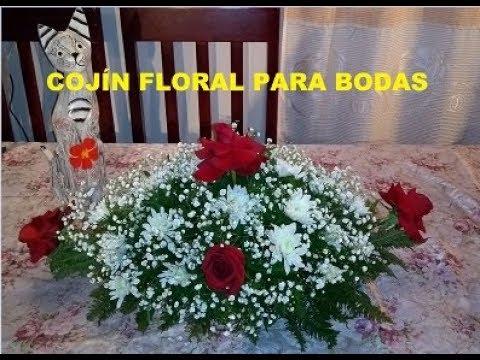 Arreglo Floral Para Centro De Mesa Alargado