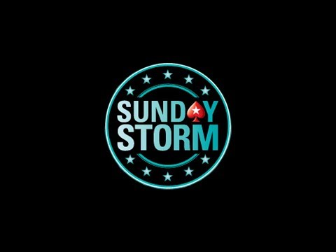 $11 Sunday Storm 7th Anniversary: Final Table Replay (Cards Up) - PokerStars