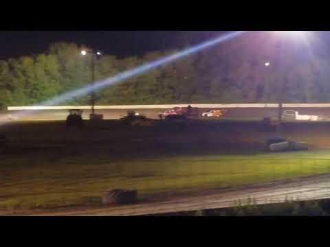 Dustin Virkus @ KRA Speedway- Feature 8.31.17