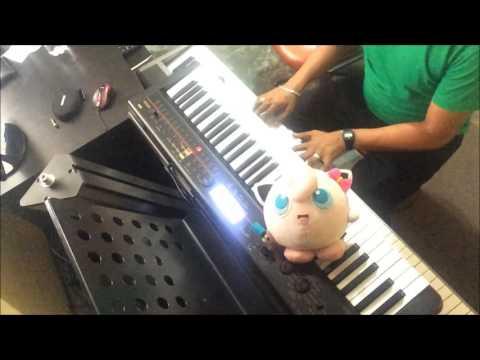 Jigglypuff's Song - Piano
