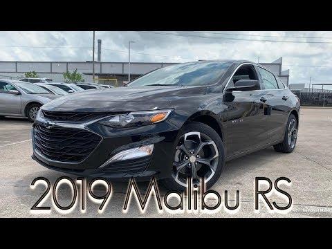 2019 Chevrolet Malibu RS (1.5L TurboCharged) - Review