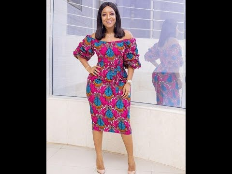 Simple And Unique Ankara Short Gown Styles Best 2017 Selections