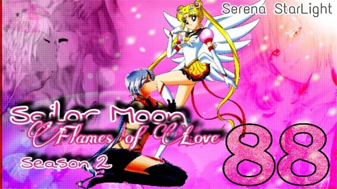 Download Sailor Moon Flames Of Love Episode 88