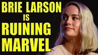 Download Brie Larson is Ruining Marvel! Mp3 and Videos